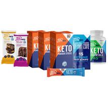Real Ketones 15 Day Keto Starter Kit - $85.70