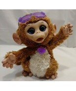 FURREAL FRIENDS BABY  CUDDLES MY GIGGLY MONKEY PET  INTERACTIVE  MONKEY (E) - $18.32