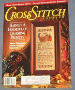 Cross Stitch Sampler magazine - Fall 1991 - $3.75