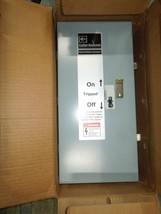 Cutler-Hammer EHD3040 40A 3P 480V Breaker NEMA 1 Enclosure SFDN100 w/ Shunt Trip - $600.00