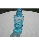 Indiana Glass Tiara Exclusives Blue Jolly Mount... - $62.00