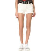 Levi's Donna 501 Pantaloncini, con il Fascia, 29 (USA 8) - $39.60