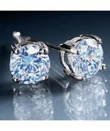 DiamondAura Classic 4-Prong Stud Earrings - $59.00