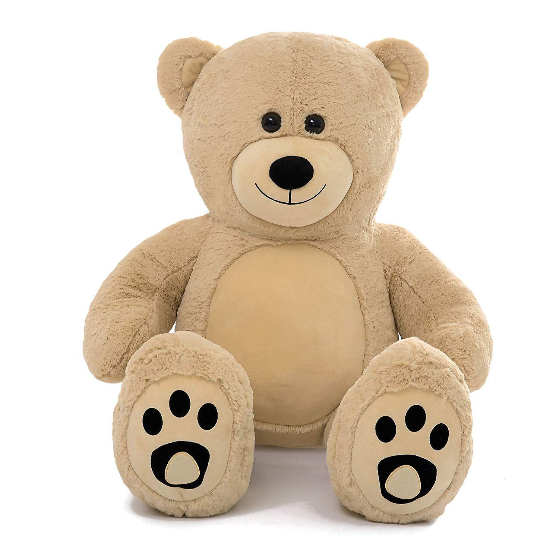 Light brown teddy bear danny 36 inches