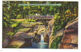 Indian Leap -North Woodstock NH. Postcard - $4.48