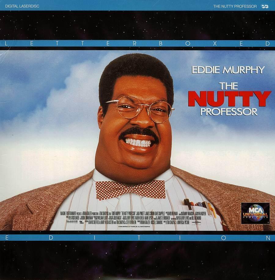 NUTTY PROFESSOR 1996 LTBX JADA PINKETT SMITH LASERDISC RARE