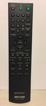 Sony RMT-D185A Tv Dvd Remote Control Oem - $9.99