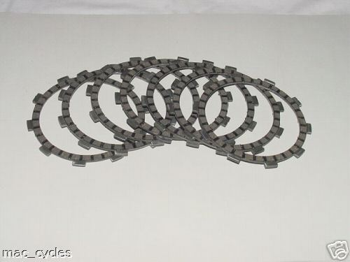 KTM Clutch Plates 450MXC 2003 7 pcs NEW
