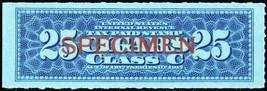 C49S, Cigar Tax Paid Specimen Stamp - Hard to Find! - Stuart Katz - $75.00