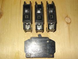 Westinghouse Qcl1015 15 Amp 1 Pole 'Type Qcl' Circuit Breaker! - $19.99