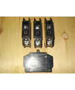 WESTINGHOUSE QCL1015 15 AMP 1 POLE 'TYPE QCL' CIRCUIT BREAKER! - $19.99