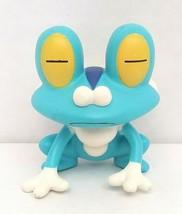 """Pokemon Nintendo TOMY Froakie 1.25"""" Figure 6th Gen Blink Version Used - $15.00"""