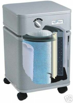 HealthMate PLUS AIR PURIFIER for Chemical Sensitivities