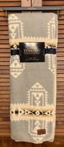 Pendleton Home Collection Sherpa Fleece Throw Blanket Aztec Southwest We... - $89.95