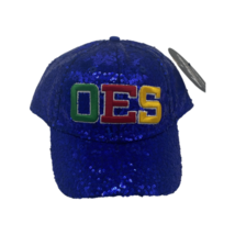 Order of The Eastern Star - Sequin Baseball Cap - £23.66 GBP