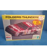 MONOGRAM #6 FOLGERS 1990 FORD THUNDERBIRD MARK MARTIN NEW SEALED - $23.36