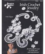 RARE~Irish Crochet Jewelry~Annie's Attic~4 Designs - £27.83 GBP