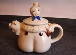 Vintage Shawnee Tom The Pipers Son Teapot 1940's - $28.04