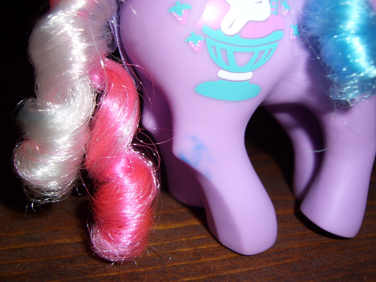 My Little Pony G1 Strawberry Scoops