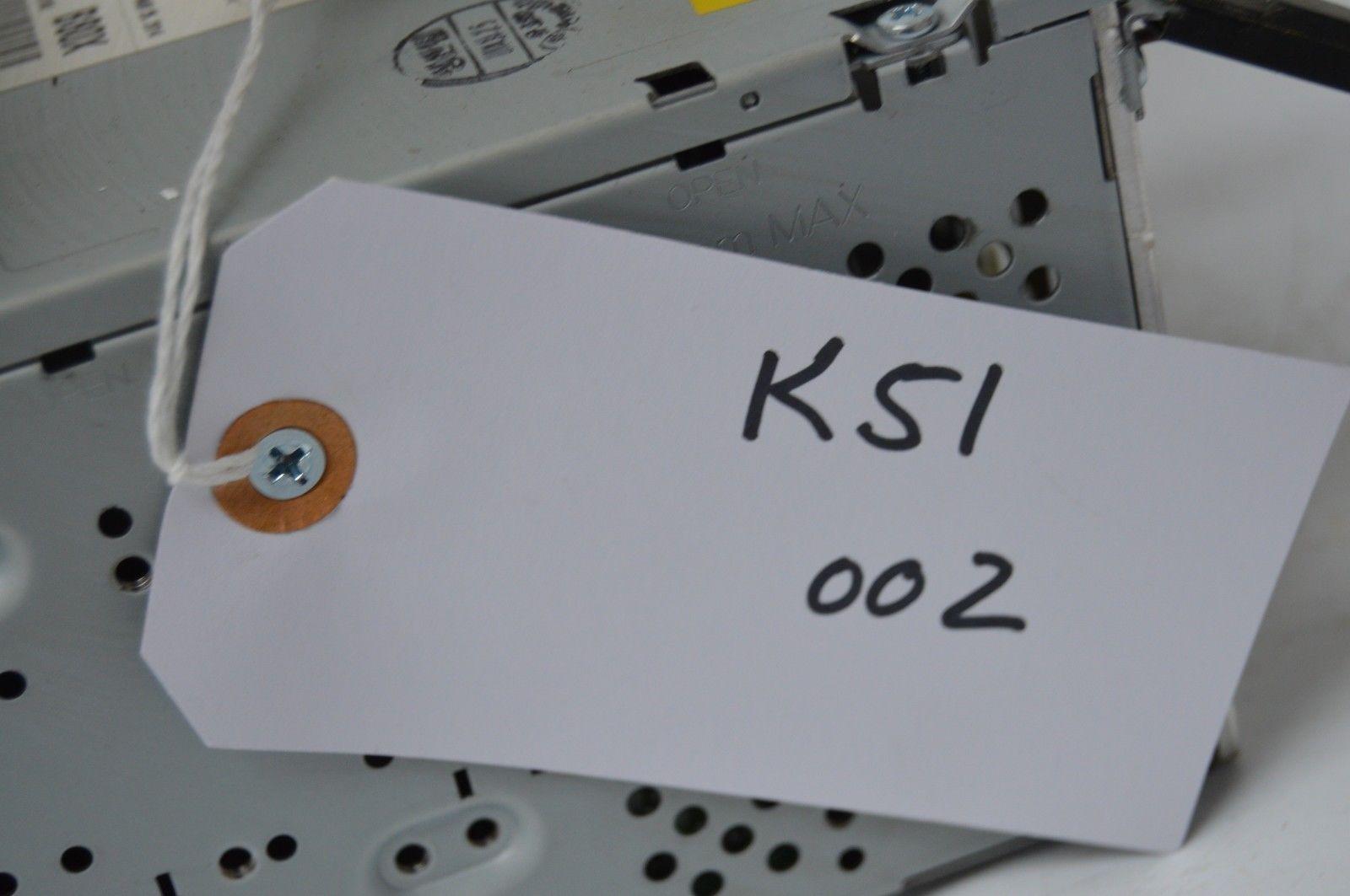 2014 HYUNDAI AZERA RADIO CD PLAYER OEM RADIO 96170-3V8004X TESTED K51#002