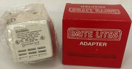 NEW Department 56 Village Brite Lites Adapter for Lighted Accessories 55256 - $14.84
