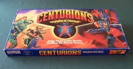 Centurions PowerXtreme Board Game Parker Brothers 1986 Complete - $11.00