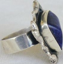 Blue hand made ring bhm 4 thumb200