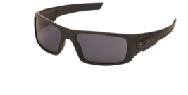 Oakley MPH Crankshaft Sunglasses OO9239-2860 Matte Carbon w/ Grey Lens - $64.34