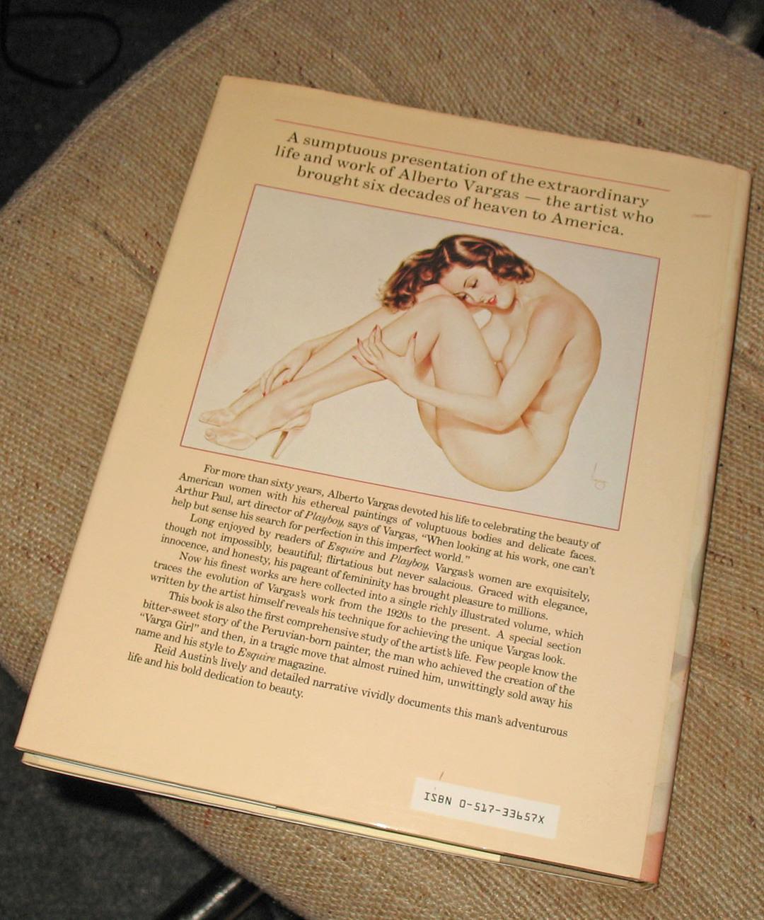 """Vargas""1984, Alberto Vargas & Reid Austin/Forward by Hugh H"