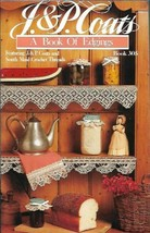 A Book of Edgings J & P Coats Book 3005 using Crochet Thread South Maid ... - $3.46