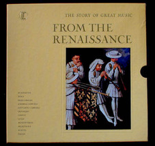 From the Renaissance 1967 4 LP Box Set Color Booklet - $12.00