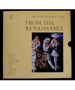 From the Renaissance 1967 4 LP Box Set Color Booklet - $12.00