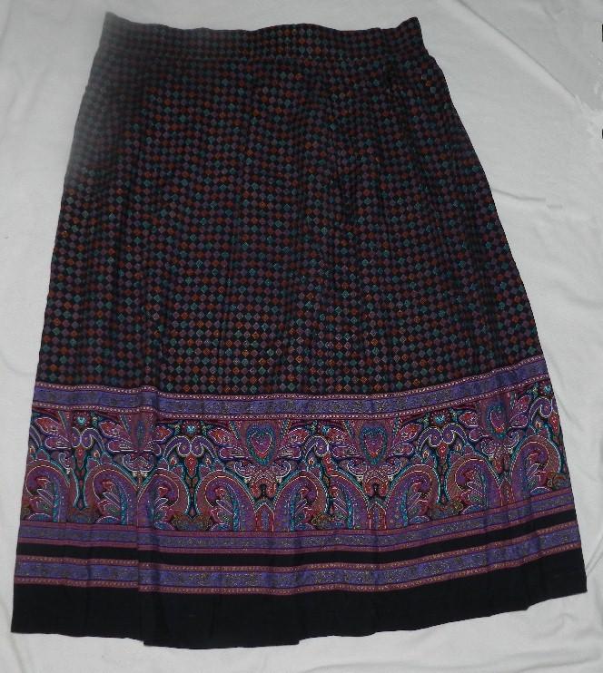 Sk g1  sk co long skirt