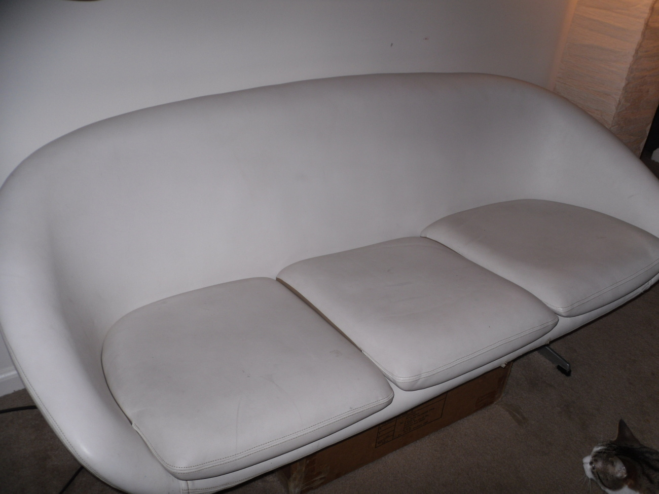 Primary image for Mid Century Overman AB Tranas Sweden Couch - Vintage