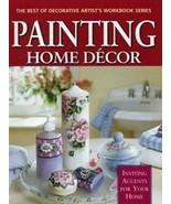 Decorative Artist's Workbook~Paint Home Decor - $2.00
