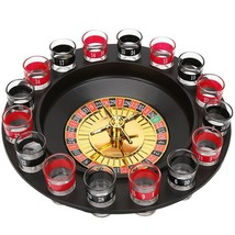 N spinning roulette poker chips drinking game set party supplies wine games.jpg 640x640 thumb200