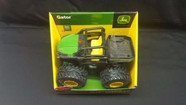 New ERTL John Deere Green Monster Treads Gator Shake & Sounds Action Age... - $24.50