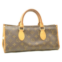 LOUIS VUITTON Monogram Popincourt Long Hand Bag M40008 LV Auth ar1879 - $420.00
