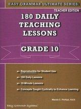 Easy Grammar Ultimate Series Teacher Book - Grade 10 [Paperback] Wanda P... - $18.61