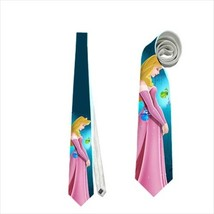 necktie sleeping beauty aurora neck tie  - $22.00