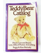 The teddy bear catalog prices, care and repair book vintage 1980 - $24.74