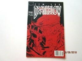 Deathblow #1 (1993) Image Comics Wildstorm JIM LEE - A12-14 - $14.86