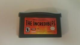 The Incredibles Nintendo Game Boy Advance - Buy 3 Get 1 - $5.45