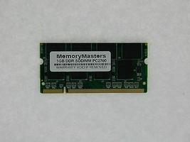 1GB Mémoire Pour Dell Inspiron 1200 2200 510M 5150 5160 600M 700M 710M 8600