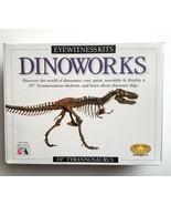 """Dinoworks 19"""" Tyrannosaurus Rex Casting Kit Eyewitness kit - $9.89"""