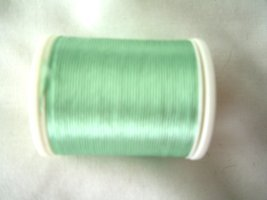 1447 Madeira Decor No 6 Thread 200m Sea Foam Green New - $9.99