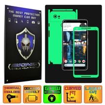 Google Pixel 2 XL - Glow in Dark Skin,Full Body Protector for Case,Decal Wrap - $9.99