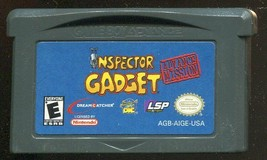 Inspector Gadget: Advance Mission (Nintendo Game Boy Advance 2002) GBA C... - $8.01