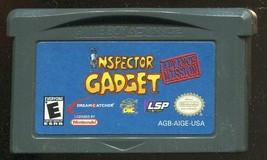 Inspector Gadget: Advance Mission (Nintendo Game Boy Advance 2002) GBA C... - $8.01