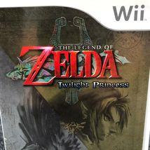 The Legend Of Zelda: Twilight Princess Nintendo Wii, Complete CIB Game image 6